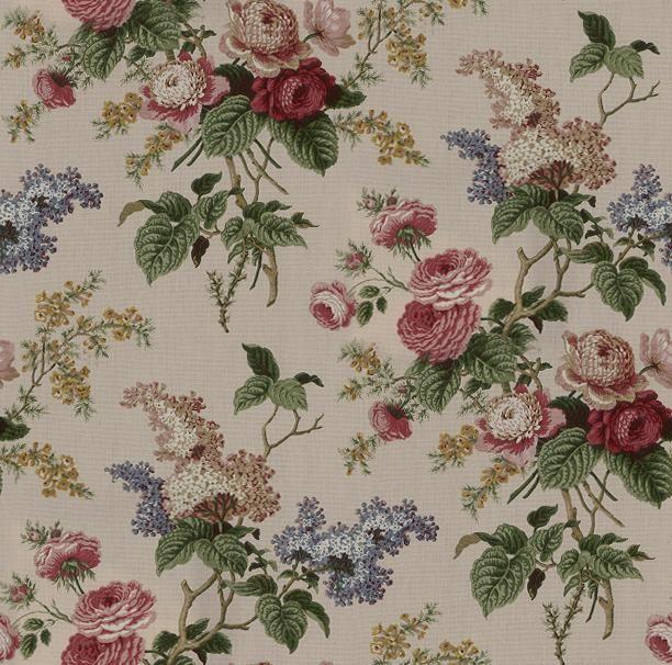 Waverly Emmas Garden Jewel Fabric