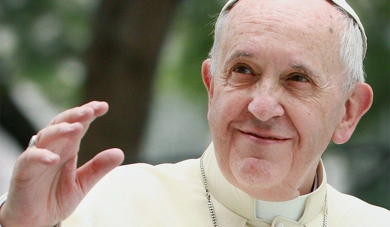 Pope Francis Enters His Third Year of Scolding Introverts   National Review