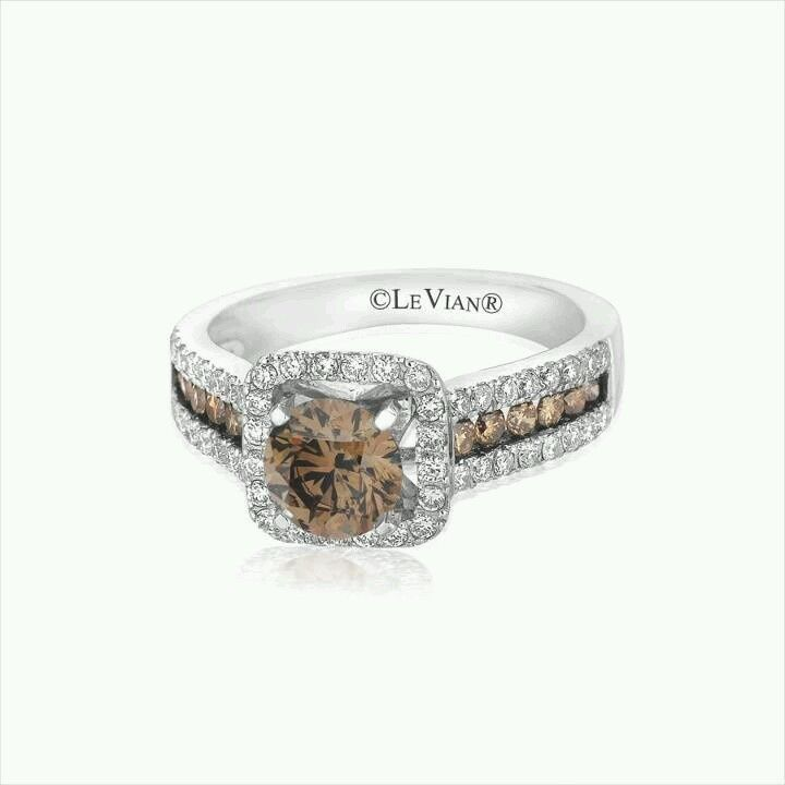 "levian chocolate diamonds | LeVian - chocolate Diamond wedding collection @ LeVian ... | "" Bijoux ..."