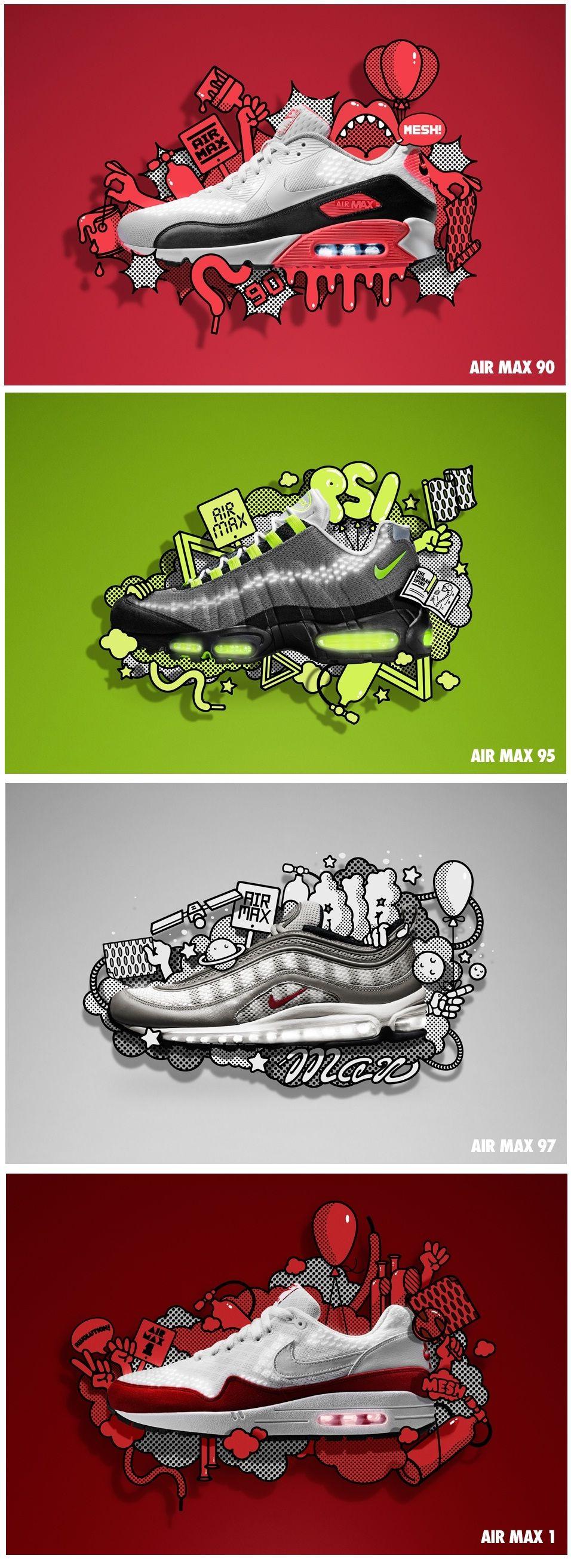 Nike Taiwan Air Max Advert