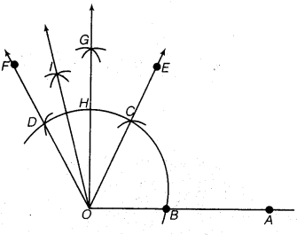 NCERT Solutions for Class 9 Maths Chapter 11 Constructions