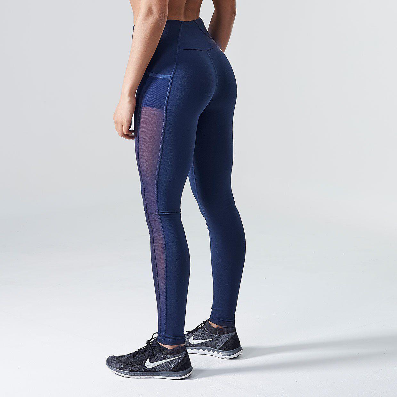 311239fe287a2 Gymshark DRY Sculpture Leggings - Midnight Navy | Activewear | Gym ...