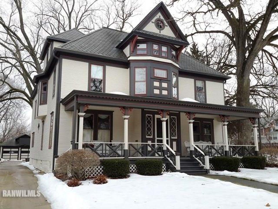 Freeport Home For Sale Freeport Freeport Illinois Victorian Homes