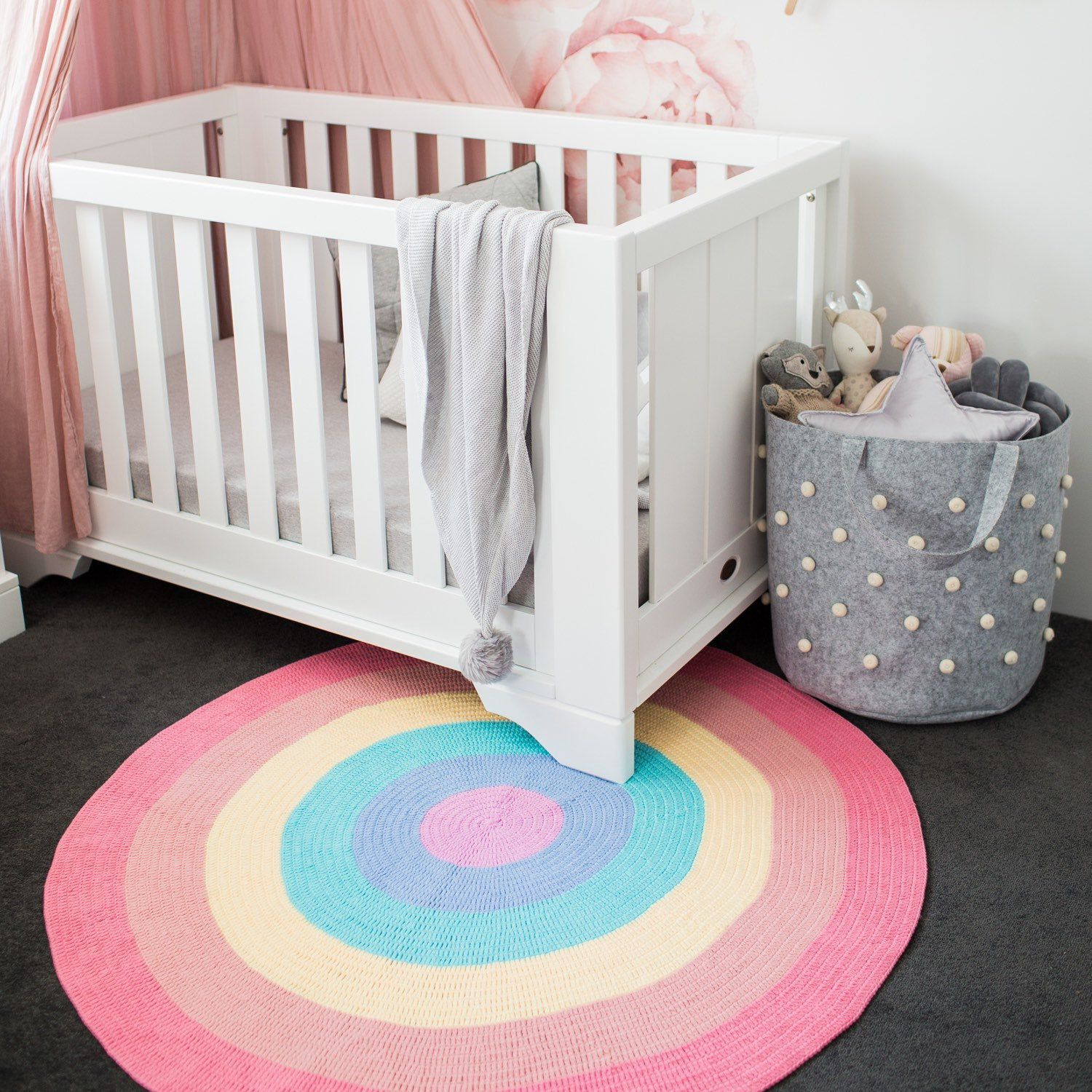 Loveindilou Shared A New Photo On Etsy Soft Nursery Rug Soft Nursery Nursery Rugs