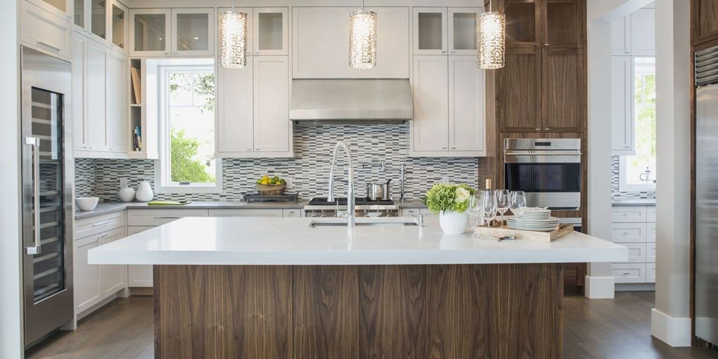 Enjoy 2019 Kitchen Cabinet And Countertop Ideas