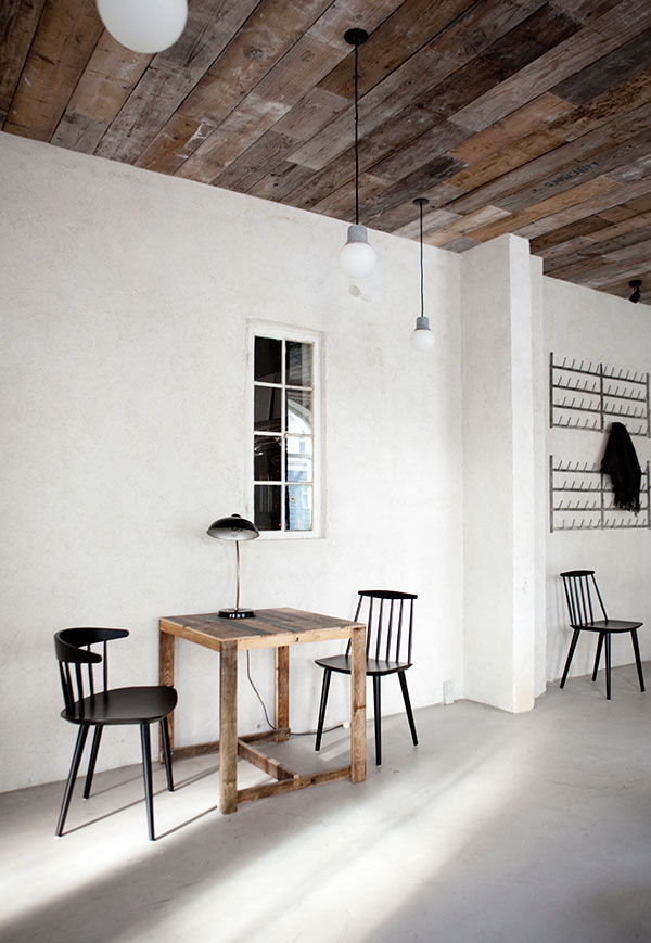Host Restaurant Rustic Scandinavian Interior By Norm Architects Interior Design Design Visual Interior Design Scandinavian Interior Norm Architects