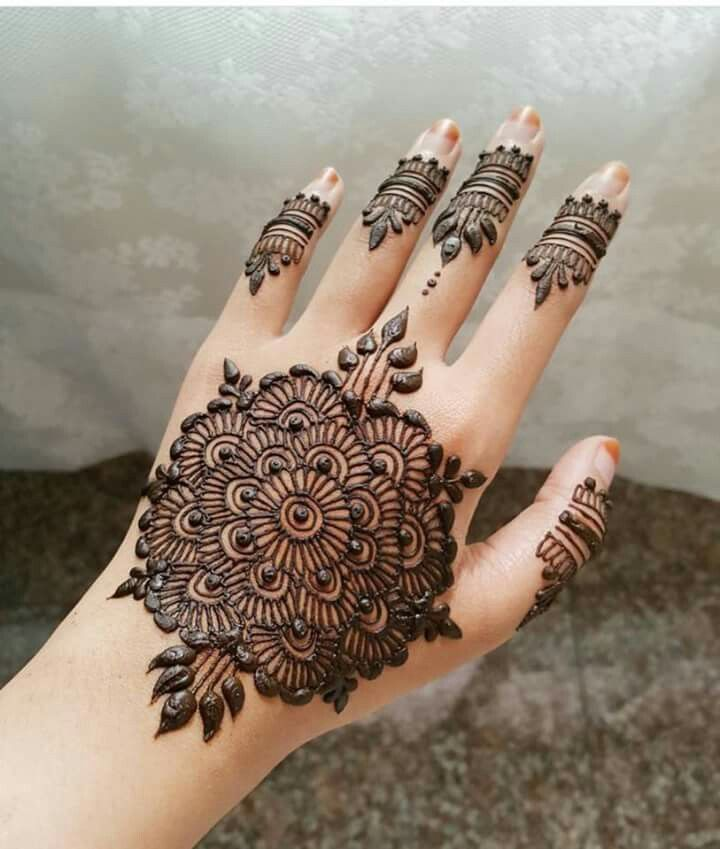 13 Unique Henna Designs Doing The Rounds This Wessing: Pin By Dragana Pahulu On Henna