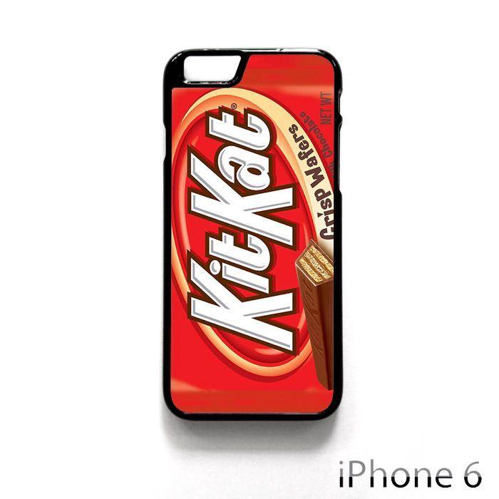 Kitkat chocolate AR for iPhone 4/4S/5/5C/5S/6/6 plus phonecase