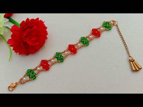 Photo of How To Make Vintage Bracelet// Crystal Bracelet// Useful & Easy