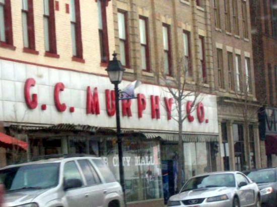 G C Murphy Co 1906 2001 Where We School Shopped Sweet