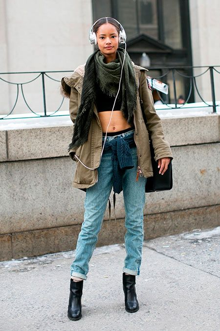 213a7fadaca36 How to Wear Crop Tops In Winter  croptop  fashiontrends  styletips