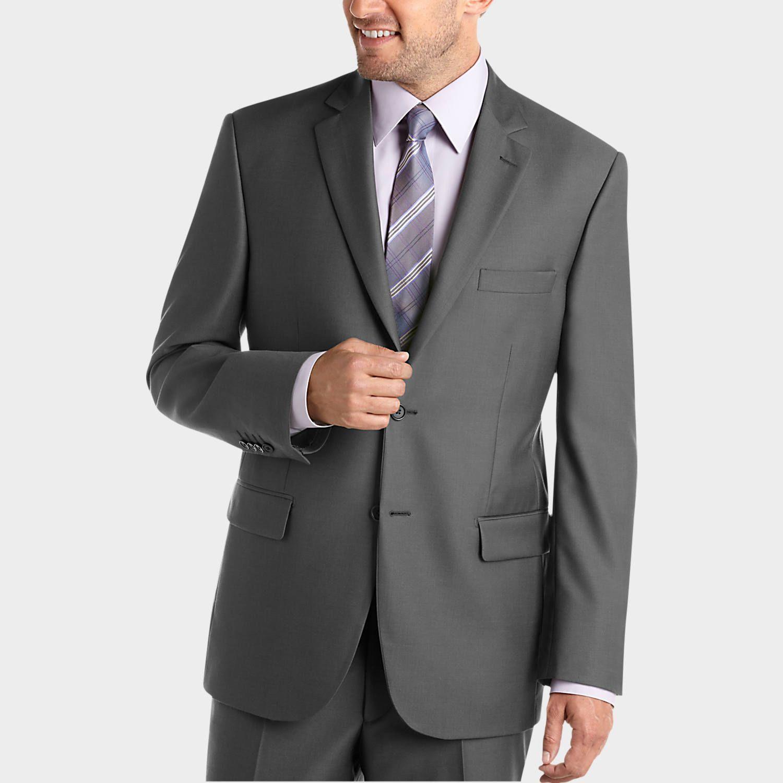 Pronto Uomo Signature Gray Suit