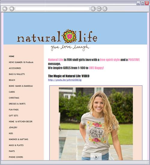 natural life sverige