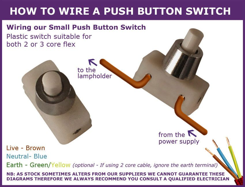 Nice wiring a push button switch images electrical circuit wiring diagram for push button light switch cheapraybanclubmaster Image collections