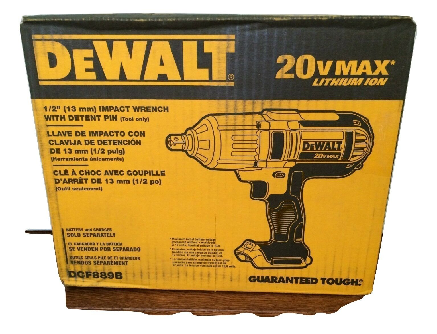 Pin By The Posher On Basic Household Needs With Images Impact Wrench Dewalt Wrench