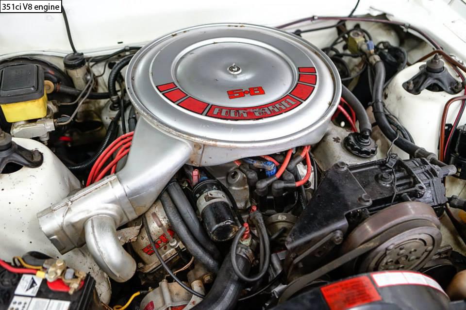 Ford Fairmont Ghia Xe Esp 351 V8 Engine Fairmont Esp Ford