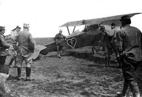Nungesser Nieuport 17