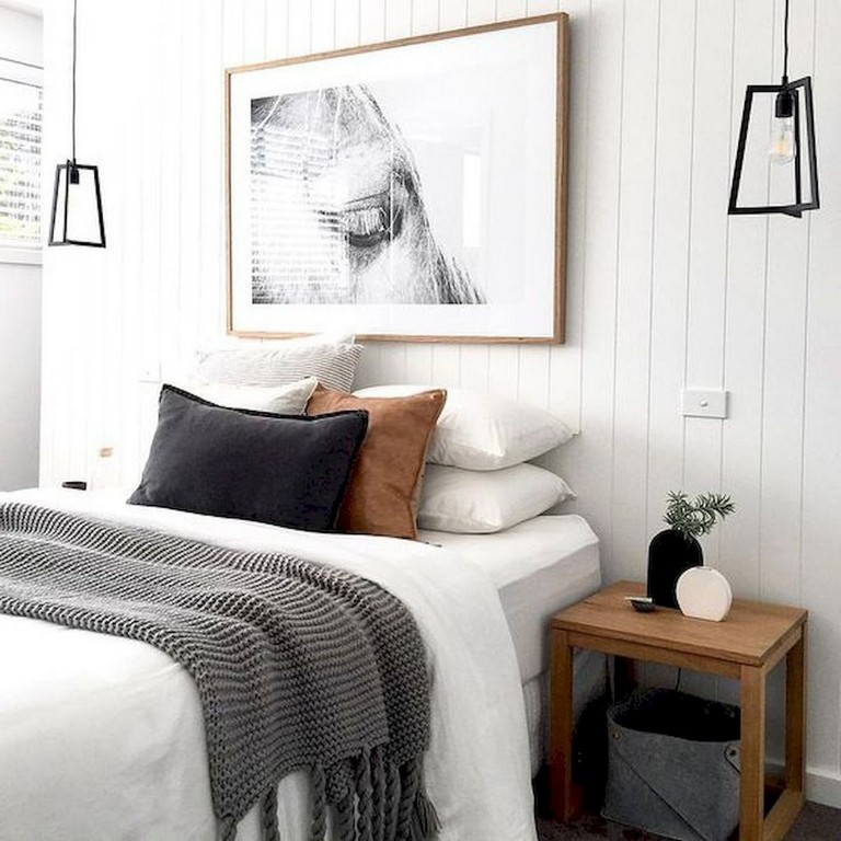 25 Gorgeous Modern Scandinavian Bedroom Design And Decor Ideas Bedroomdecor Be Bedroom Design Trends Modern Scandinavian Bedroom Scandinavian Design Bedroom