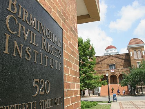 Birmingham Civil Rights Institute -