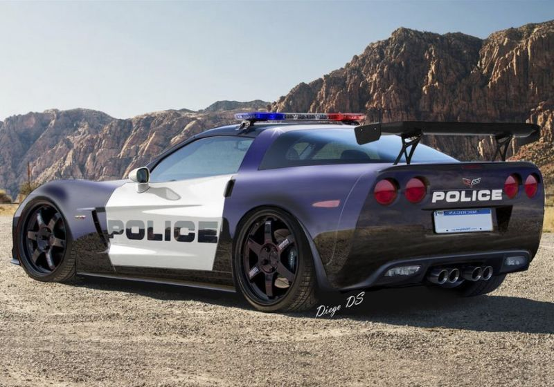 10 Of The World S Coolest Police Cars Bad Ass Rides Coches De