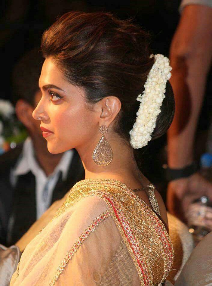 Hairdo Deepika Hairstyles Indian Hairstyles Hair Styles