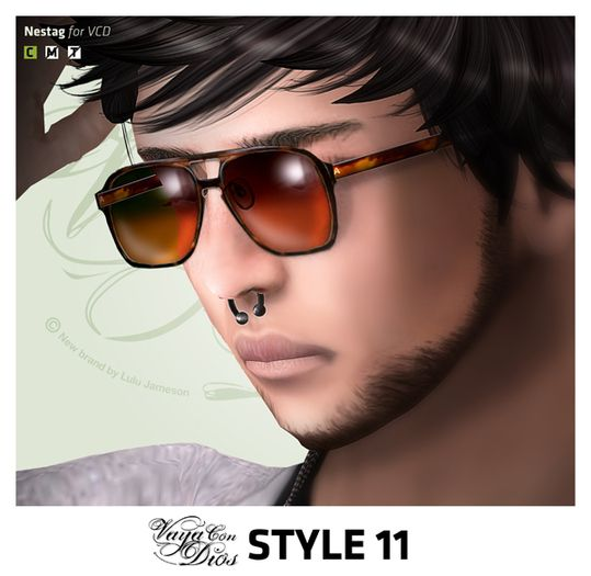 Virtual Hairstyle For Your Face: Express Yourself Facial Hair