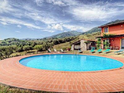 Ferienhaus Für Bis Zu 18 Personen In Capannori, Italien. Objekt Nr. 605196