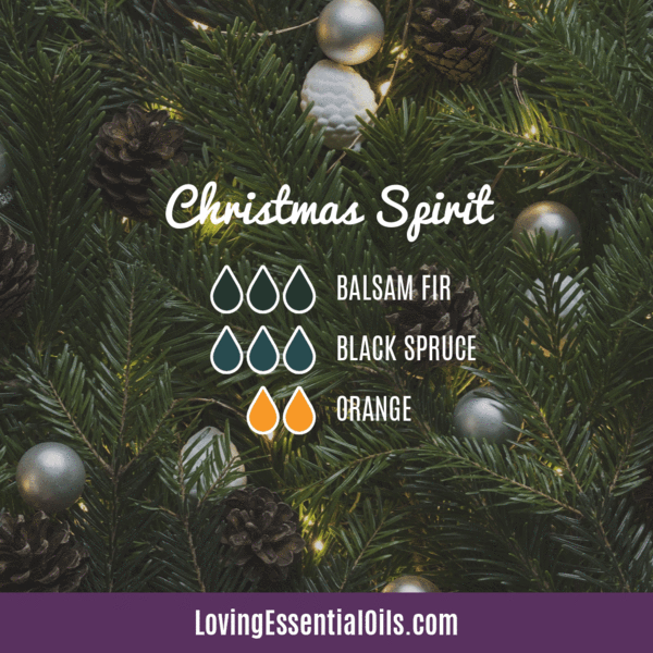 Essential Oils For Christmas With Diy Recipes And Blends Recipe Christmas Spirit Essential Oil Essential Oils Christmas Christmas Tree Essential Oil Blend