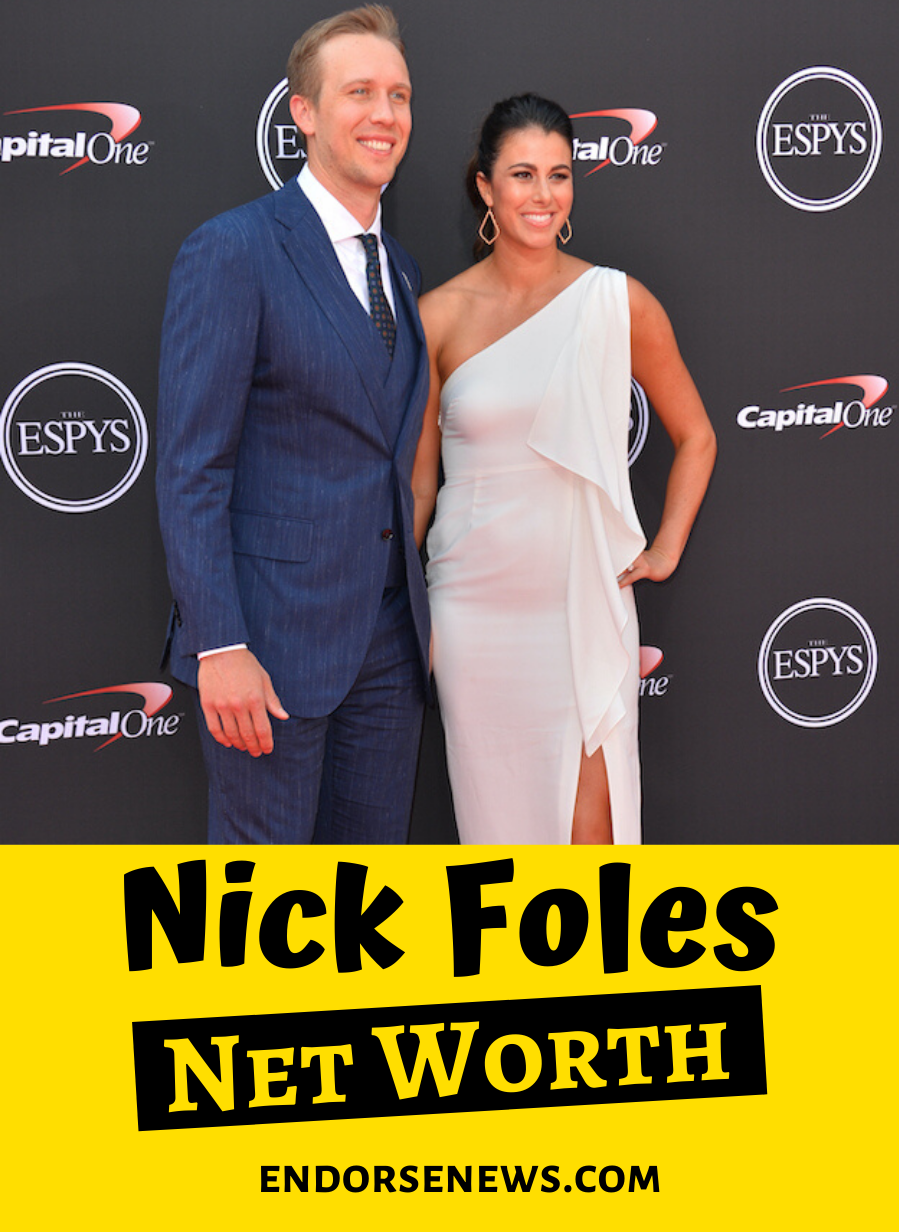 Nick Foles Net Worth Wife Height And Instagram