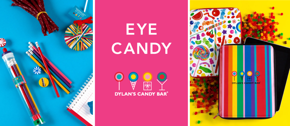 Banner Dylan's Candy Bar
