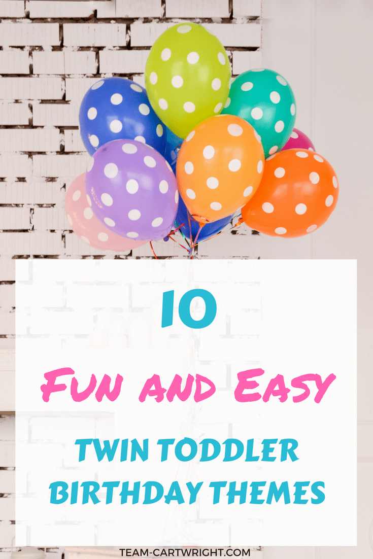 10++ Birthday party ideas for 3 year old twins trends