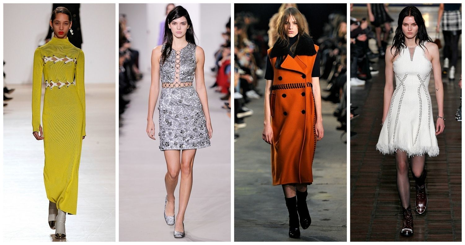 We adore these iconic aw fashion trends from new york fashion