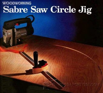 2604-Jig Saw Cercle Jig