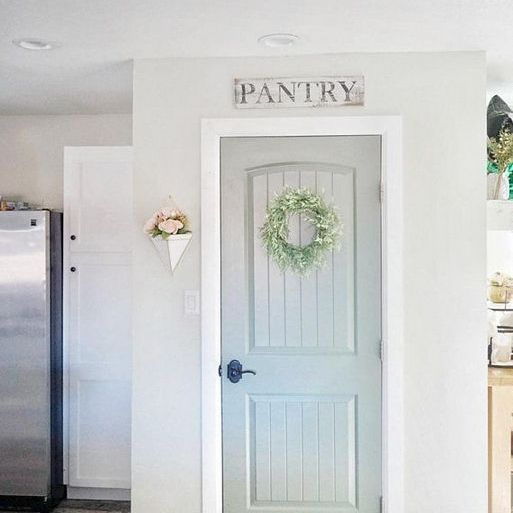 + 45 Choosing Old Farmhouse Laundry Room Pantry Doors
