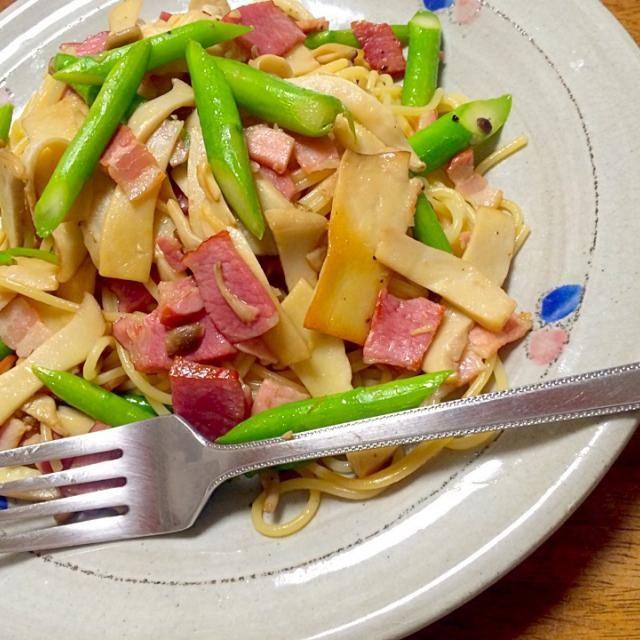 ママの料理 - 7件のもぐもぐ - 和風きのこパスタ by ゆったん