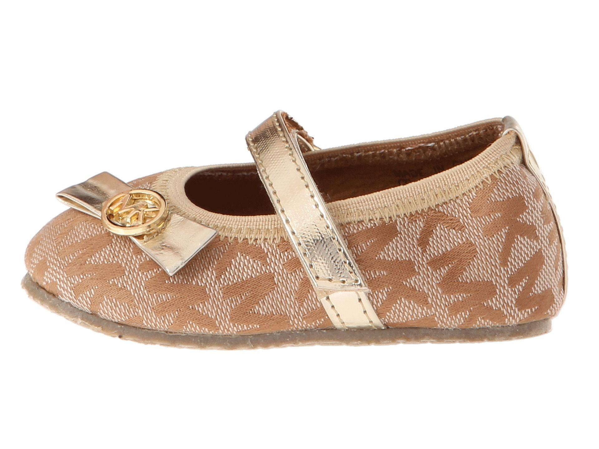 Michael kids baby grace dana infant toddler camel, Michael Kors, Shoes,  Girls