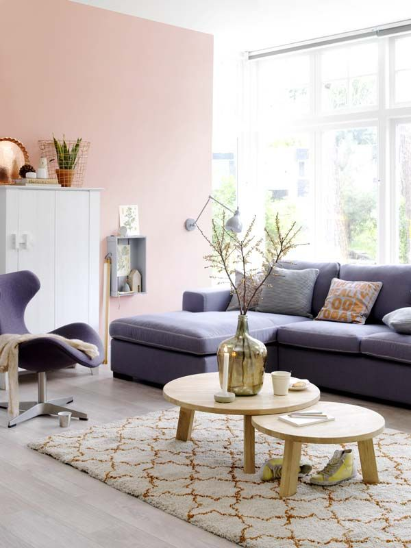 Best How To Decorate With Blush Pink Blush Living Room 400 x 300
