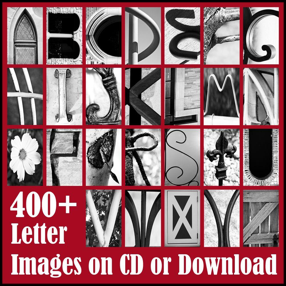 nature alphabet photography letters free craft ideas pinterest