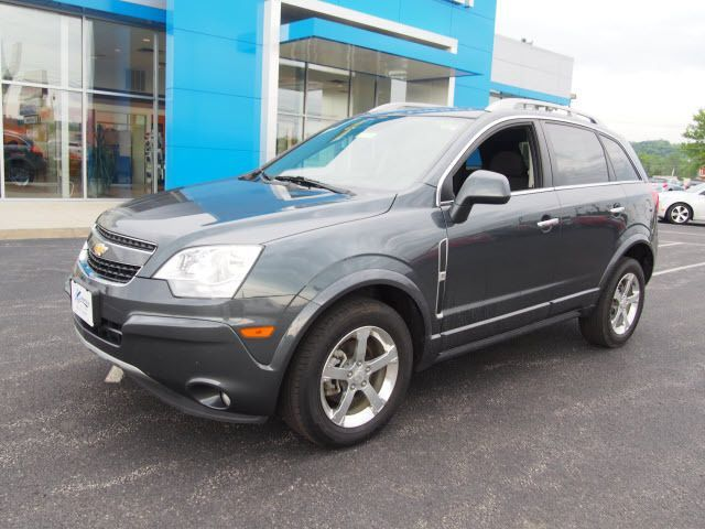 2013 Chevrolet Captiva Sport 24 402 Miles 19 900 With Images