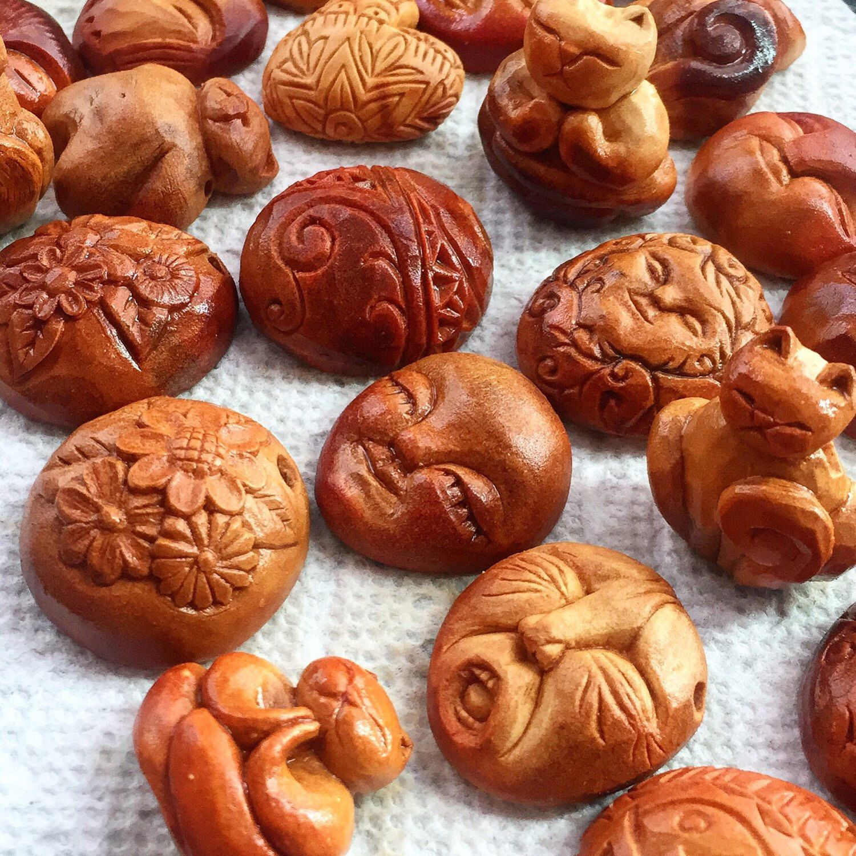 Pin on Carved avocado stone art etc