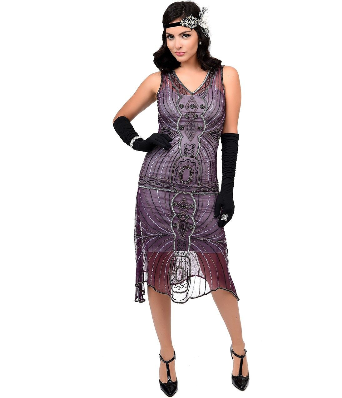 flapper vintage dresses reproduction