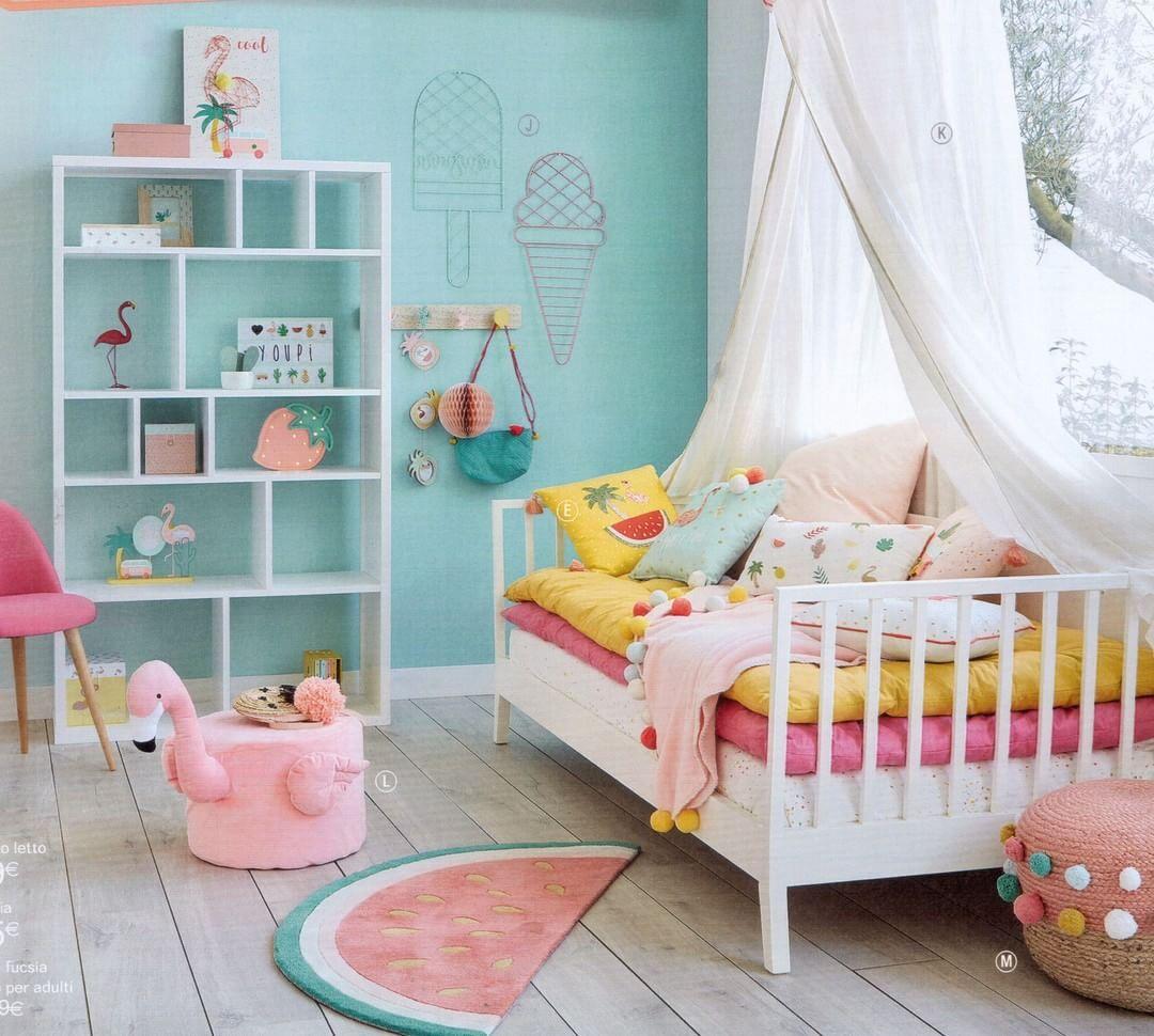 Sunny Summer Design Good Evening I Continue To Share Baby Room Designs Presented Deco Chambre Enfant Amenagement Chambre Ado Chambre Fille Maison Du Monde