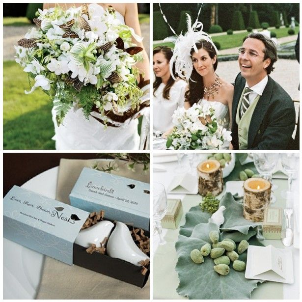 Love bird wedding in the french countryside weddings inspired by a love bird wedding in the french countryside junglespirit Choice Image