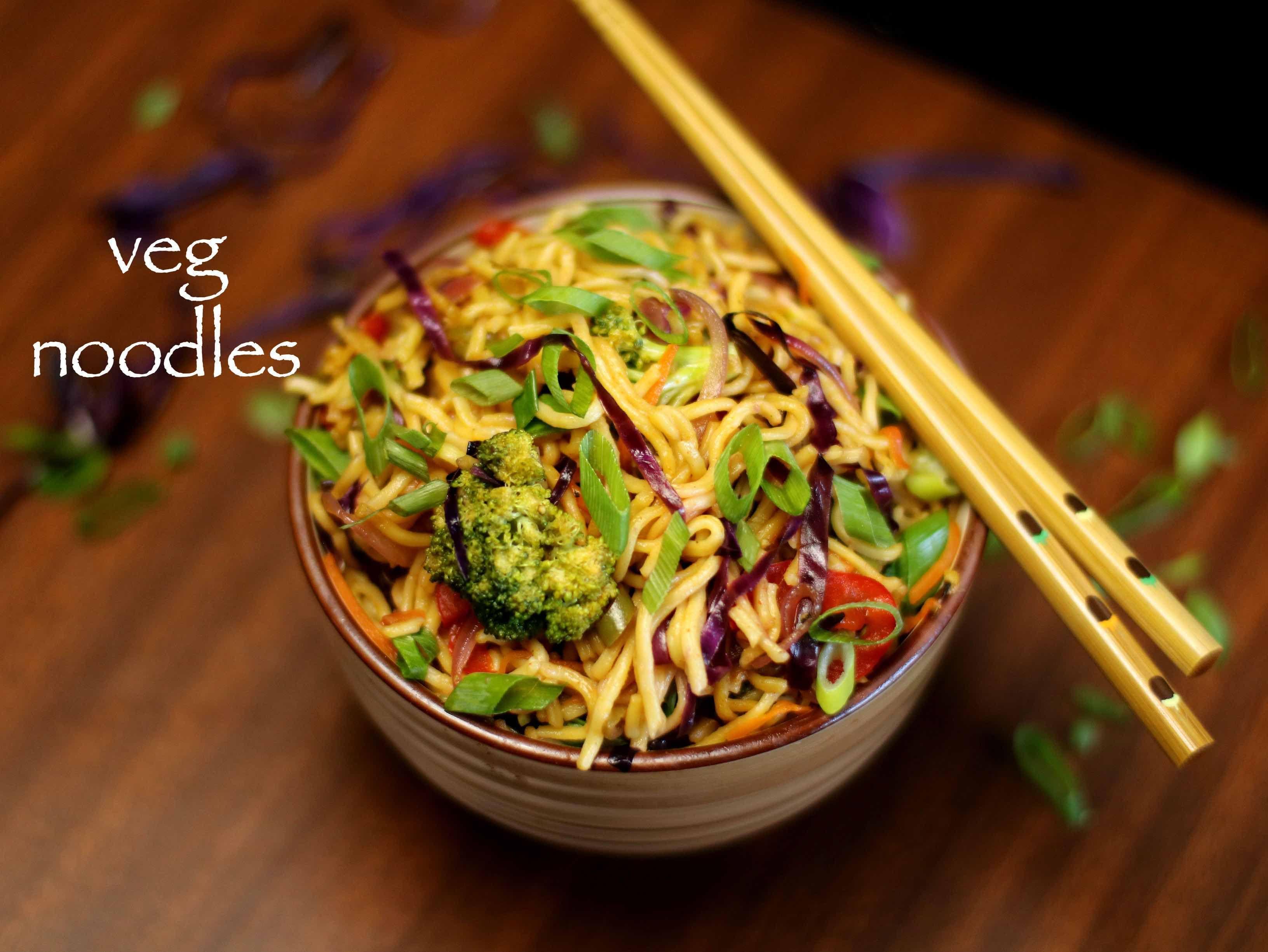 Veg noodles recipe veg chinese noodles vegetable noodles with step food veg noodles recipe veg chinese noodles vegetable forumfinder Image collections