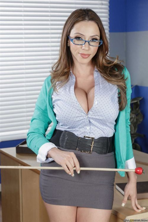 Sexy school teacher clevage shots images 491
