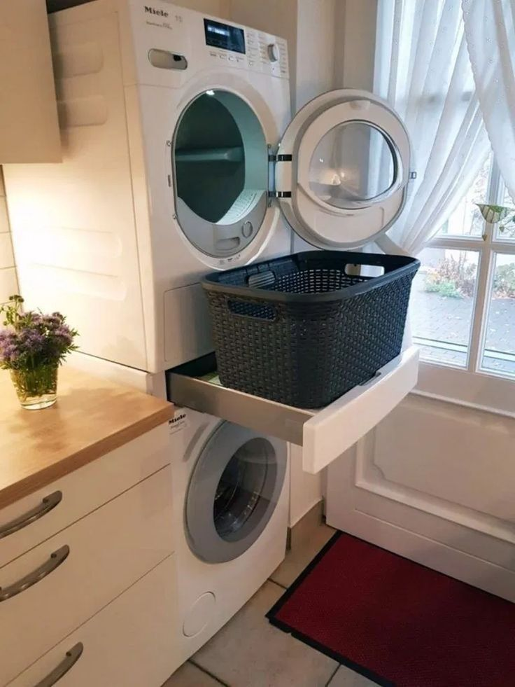 60 Best Small Laundry Room Decorating Ideas To Inspire You Feryhan Com Laundry In 2020 Dream Laundry Room Laundry Room Layouts Modern Laundry Rooms Best small laundry room decorating