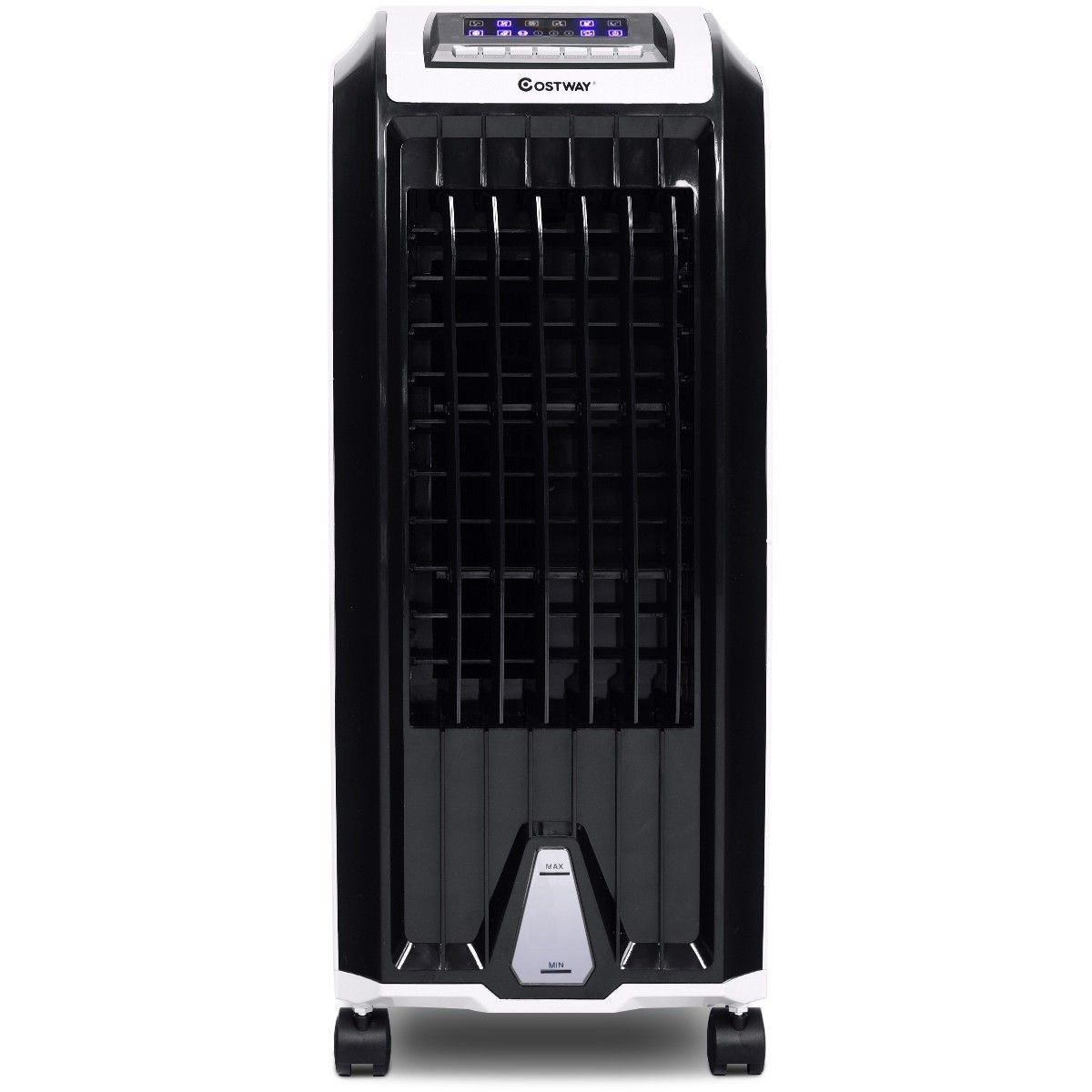 Evaporative Portable Air Conditioner Cooler Color White Black Net Weight 13 5 Lbs Volt Portable Air Conditioner Air Conditioner Evaporative Air Conditioner