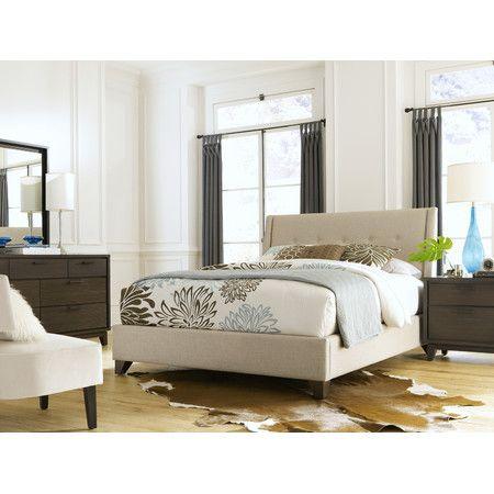 Alrai Upholstered Standard Bed Upholstered Beds Furniture Upholstered Platform Bed