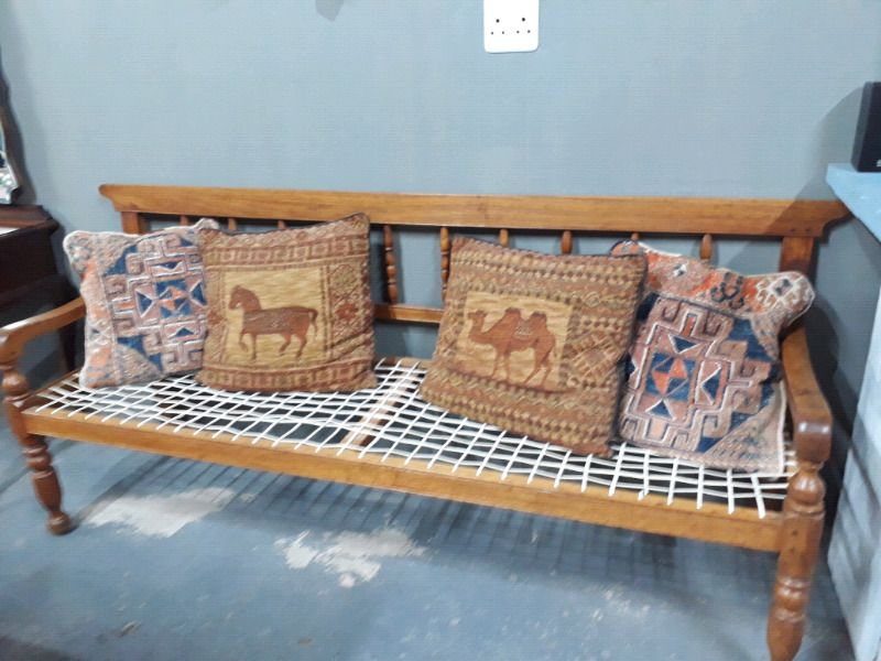 Antique Bench Bargain Box George Gumtree Classifieds South Africa 219576839 Antique Bench Antiques For Sale Antiques