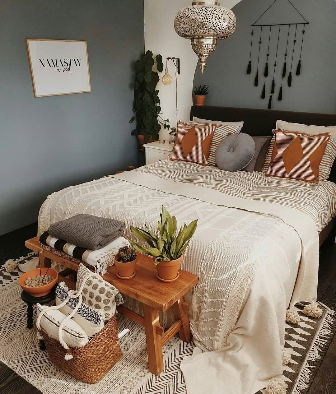 Pin By Lucia Zyx On Bohemian Bedroom Home Decor Bedroom Bedroom Decor Bedroom Styles